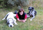 Ursula Alles, Hundetrainerassistentin